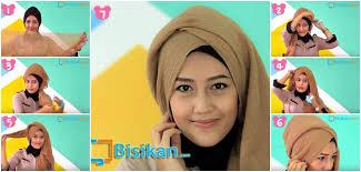 tutorial hijab resmi tutorial hijab pashmina untuk acara formal 1