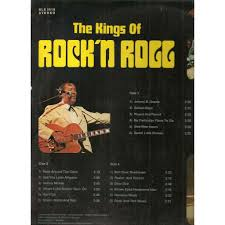 the kings of rock u0027n roll by chuck berry bill haley little