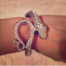 silver snake bracelet images Jewelry silver snake bracelet poshmark jpg