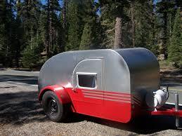 teardrop trailer plans