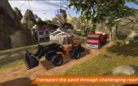 dump truck loader u0026 dump truck hill sim 2 mod money gudang game android
