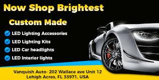 Custom Interior Lights For Cars Car Led Lights U2013 Vanquish Auto