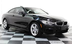 bmw 4 series used 2015 used bmw 4 series certified 435i xdrive m sport coupe