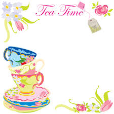 kitchen tea theme ideas tea party clipart