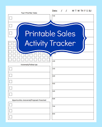 Spreadsheet For Sales Tracking by 10 Sales Tracking Templates Free Word Excel Pdf Documents