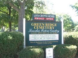 cemetery lots for sale green ridge cemetery in kenosha wisconsin find a grave cemetery