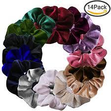hair scrunchy scrunchy bobbles soft elastic hair bands hair ties