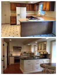 renovation ideas for kitchens before after 3 unique kitchen remodeling projects unique