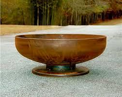Firepit Bowls Custom Pits Etsy
