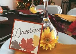 11 beautiful diy thanksgiving place cards purewow