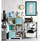 Real Simple Split Top Bench Storage Unit Instructions by Real Simple 6 Cube Storage Unit In White Bed Bath U0026 Beyond