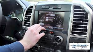 Ford Explorer King Ranch - multi contour massaging seats 2015 ford f150 youtube