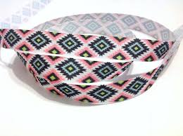 aztec ribbon 22 best hair bows ribbon images on hair bows