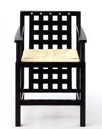 charles mackintosh hill house chair furniture pinterest