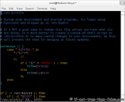 jedi vim pattern not found vi and vim syntax highlighting on fedora centos red hat rhel