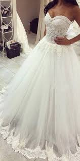 wedding dress trim 2018 lace beaded a line wedding dresses lace trim sheer