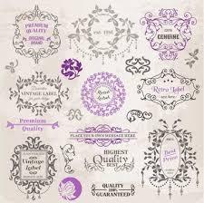 western ornamental elements free vector 27 555 free