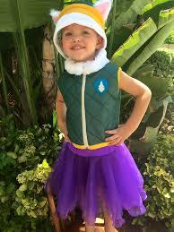Custom Halloween Costume Everest Paw Patrol Costume Custom Include
