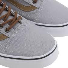 light blue vans mens lovely affordable fashion vans old skool men trainers in light grey