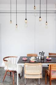 Dining Table Lighting by Best 25 Retro Dining Chairs Ideas On Pinterest Retro Dining