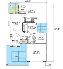 Courtyard Plans Smart Design 3 Narrow Lot House Plans With Courtyard About House