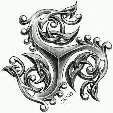 the 25 best triskele tattoo ideas on pinterest triskele meaning