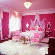 choose the pink bedroom theme without making it too girly