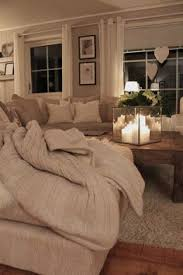 Dream Living Rooms - this room seems so cozy except for the crazy light home