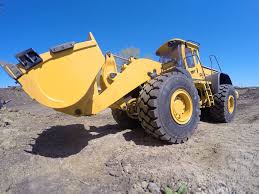 rc adventures cutting a mining camp road 1 14 earth mover 870k