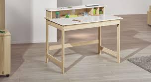 Kiefer Schreibtisch Praktischer Schreibtisch Mit Großem Ablagefach Für Kinder Erin