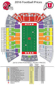 Map Of Arizona And Utah by Football Utah Tickets