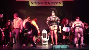 rocky horror picture show concert san francisco part 3 youtube