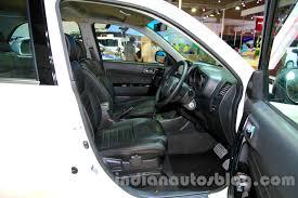 daihatsu terios trunk space daihatsu terios spirit front seats at the 2014 indonesia