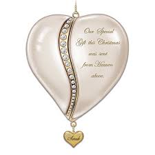 Locket Ornament 13 Best Baby U0027s First Christmas Ornament Ideas For 2017