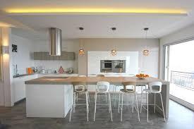 cuisine basse comment mettre en valeur une cuisine basse de plafond
