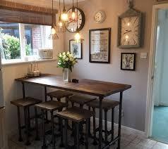 Best  High Bar Table Ideas Only On Pinterest High Top Bar - Kitchen bar table
