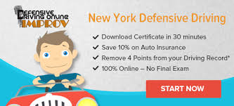 5 hr class online ny defensive driving by improv