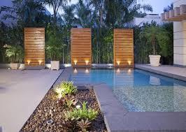 Modern Patio Lighting Modern Garden Patio