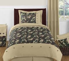 Camouflage Comforter Green Camouflage Boys Bedding 4pc Twin Comforter Set Army Camo