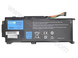 dell xps 14z v79y0 14 8v 58wh replacement internal laptop battery