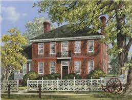 Historic Colonial House Plans 100 House Plans Colonial Plan 32650wp Grand Colonial House