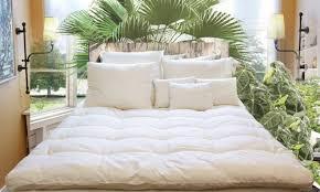 certified organic wooly pillow top u2013 mattress topper lifekind