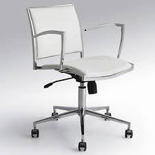 chaise de bureau habitat meu 3mabsflat l matwblanc ficheprod