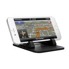 support smartphone bureau support anti dérapant pour smartphones de tableau de bord ou