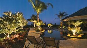 Kichler Landscape Lights Kichler Landscape Lighting To The Garden Design Ward Log Homes