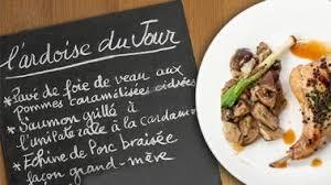 recette cuisine du jour idées de menus pour les professionnels de la restauration
