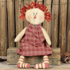 Primitive Home Decors Country Dolls Primitive Home Decors
