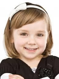 cute bob haircut for little girls with headband popular long