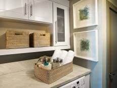 How To Decorate Laundry Room Laundry Room Makeover Ideas Pictures Options Tips Advice Hgtv
