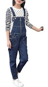 jean one jumpsuit amazon com luodemiss big jumpsuit denim blue